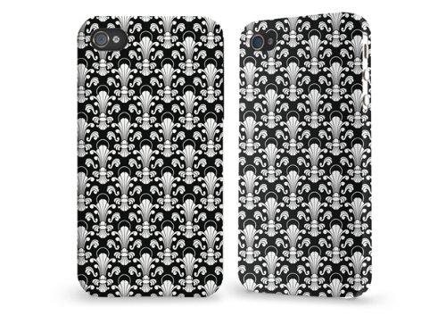 """Hülle / Case / Cover für iPhone 4 und 4s - """"Tapete"""" von caseable"""