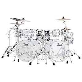 Crystal Beat Bass Drum 22 in. Ultra Clear