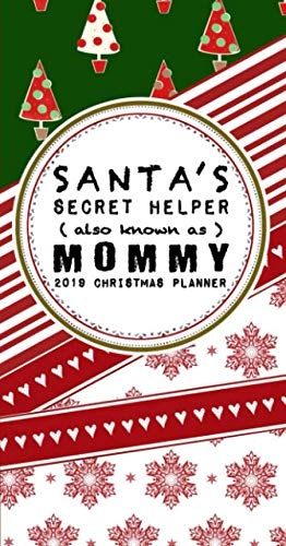 Christmas Planner for XMAS & New Year Holiday Planning: Bucket List, Things To Do, Shopping Gift Checklist, Party, Meal & Budget Organizer (Christmas Planner Organizer for Holiday Shopping Lists) (Party Planning Christmas A Checklist)