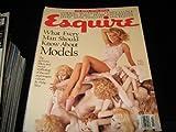 Esquire Magazine (VENDELA , Models , James Slater , Ann Bedattie, July 1993)