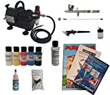 Badger Air-Brush Co. Multi Airbrush Starter System