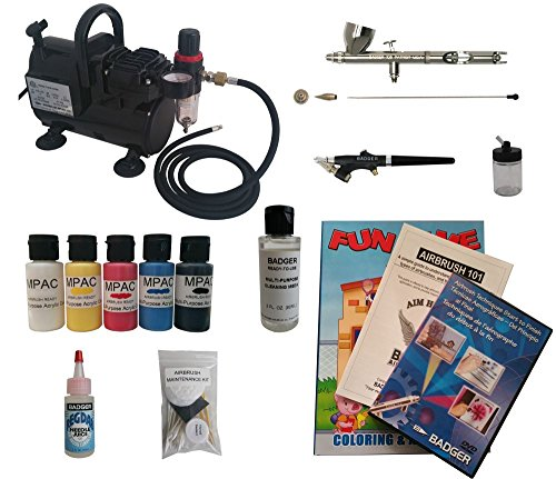 Badger Air-Brush Co. Multi Airbrush Starter System by Badger Air-Brush Co.