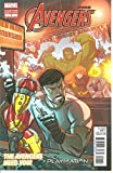 Avengers #1 Playmation SDCC 2015 Custom Edition Promo Comic Book