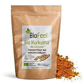 BioFeel Kurkuma Pulver - 200g