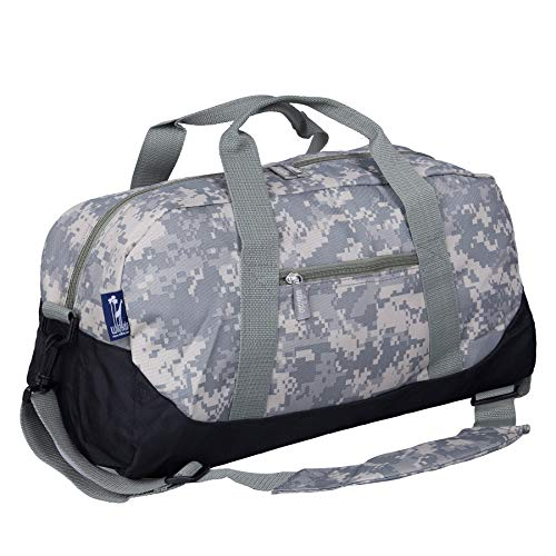 Digital Camo Duffle Backpack 31 inch Camouflage Bag
