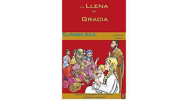 Amazon.com: El Ángel Azul (La Llena de Gracia nº 4) (Spanish Edition) eBook: Lamb Books: Kindle Store