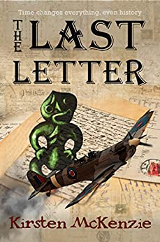 The Last Letter (The Old Curiosity Shop Book 2) by [Mckenzie, Kirsten]