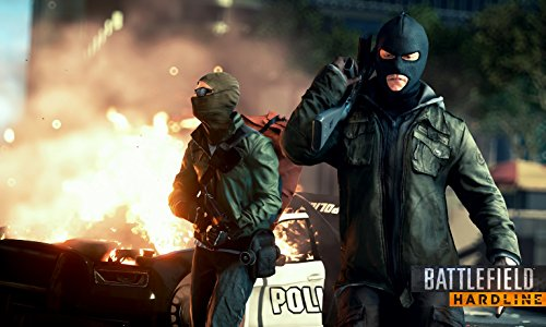 Battlefield Hardline Deluxe Edition – PlayStation 4