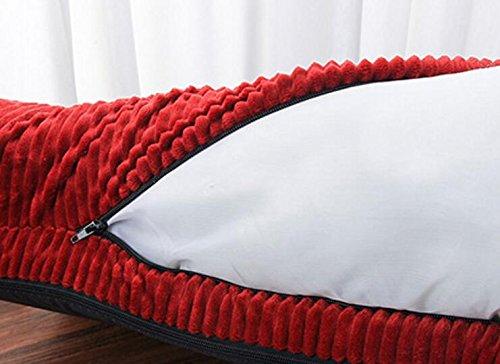 Sun Glower Coperta delle delle delle forniture dell'animale Four Seasons Washable Kennel Gog Sofa Pet Supplies Rosso S 55  45  15CM e65326