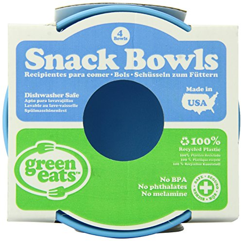 Green Eats Pack Snack Bowl