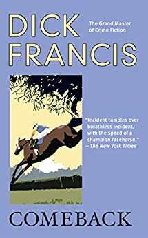 Comeback Dick Francis Novel ebook product image