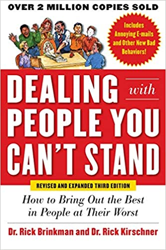 Dealing with people you can't stand - on A New Direction