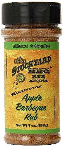 American Stockyard Washington Apple BBQ Rub, 7 - Rub Apple