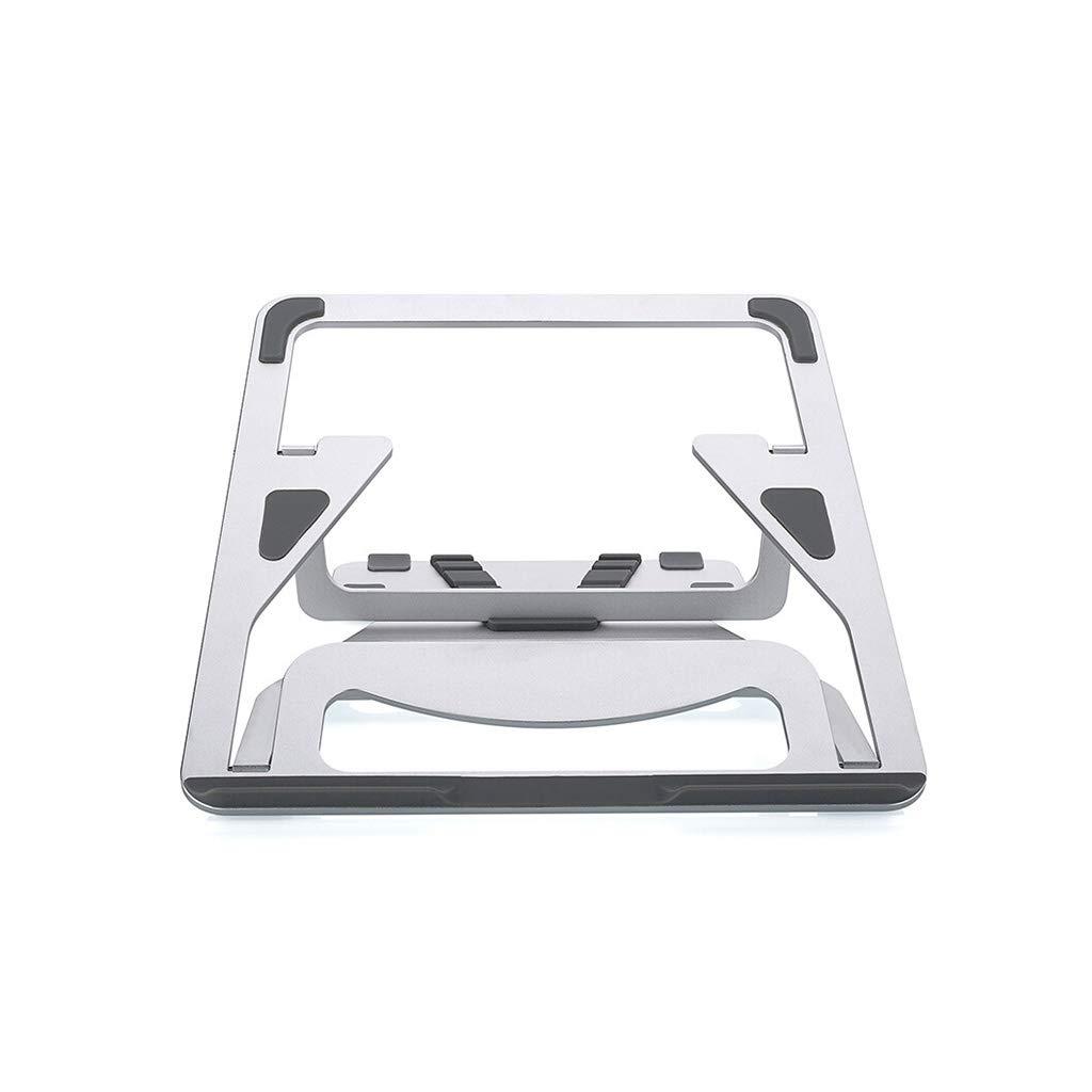 Xz max Soporte de Mesa Mesa Mesa de Levantamiento de Soporte Plegable portátil Soporte de Lectura de Marco de Lectura Plegable de Aluminio portátil (Tamaño : 24  23.8cm) 422e51