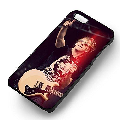 All Time Low Vocalist pour Coque Iphone 6 et Coque Iphone 6s Case (Noir Boîtier en plastique dur) R4C1YD