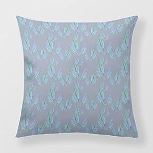 Refiring Custom Pillowcase Covers Nature Leaf Decorative Decor