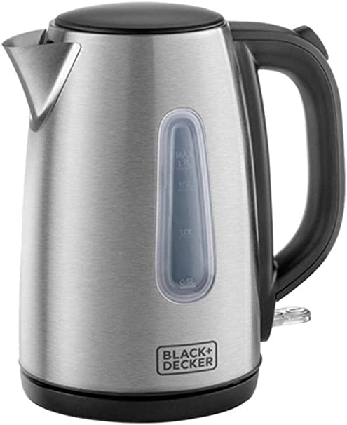 1.7L Electric Kettle Black and Decker