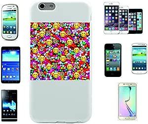 Bombones con divertidos colores de teléfono móvil
