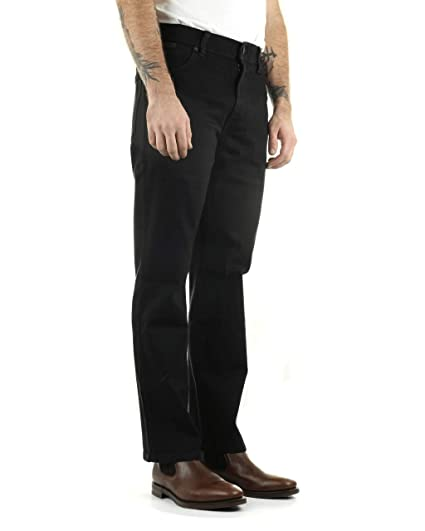 1843acba Wrangler Men's Original Texas Straight Leg Jeans: Wrangler: Amazon ...