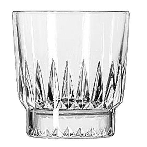 SEPSMWLIB15453 - Libbey glassware DuraTuff Winchester Rocks Glass - 5.5 ()