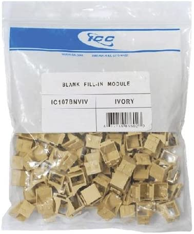 Iv ICC IC107BNVIV Module Blank 100 Pk