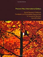 Social Research Methods, 7th Edition Front Cover