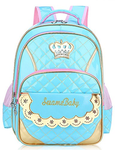 Cute Personalized Double Shoulders Backpack for School Student (Backpack Solo Picnic)