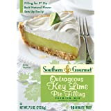 Southern Gourmet Pie Filling, Key Lime, 7.5 Ounce