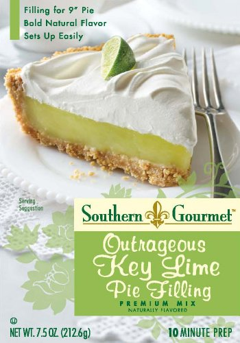 Southern Gourmet Pie Filling Key Lime 75 Ounce