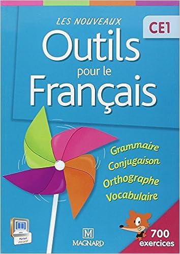 Amazon Fr Les Nouveaux Outils Pour Le Francais Ce1 Livre