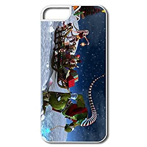Christmas Hard Best Cover For IPhone 5/5s by mcsharks