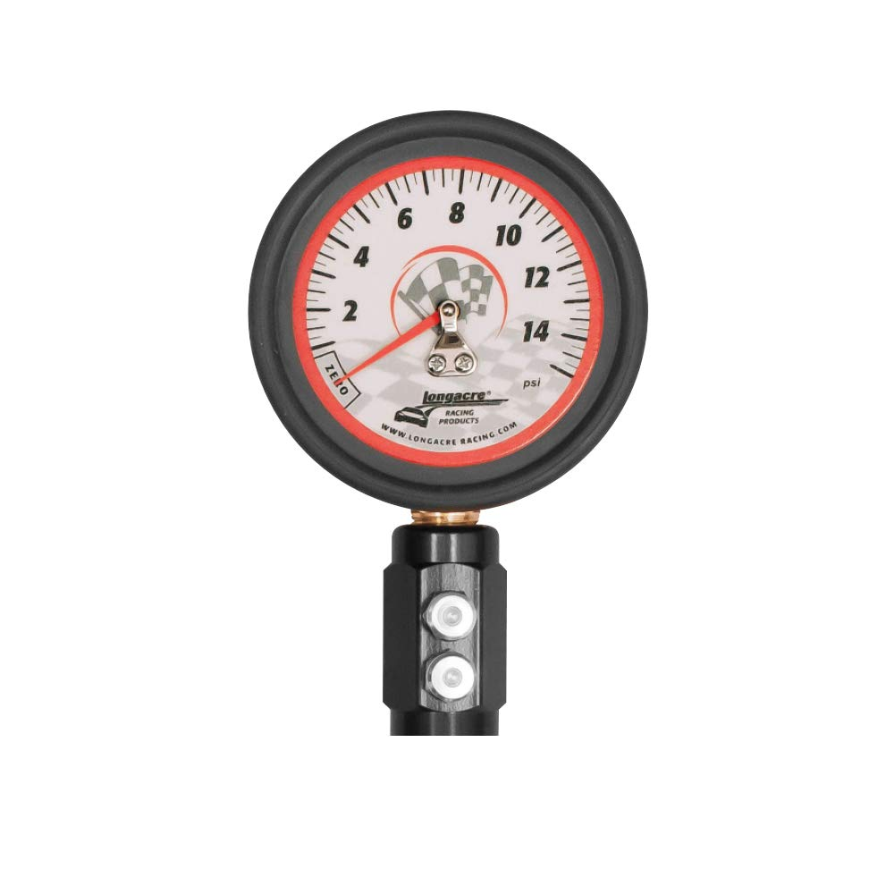 Longacre 52053 Tire Gauge