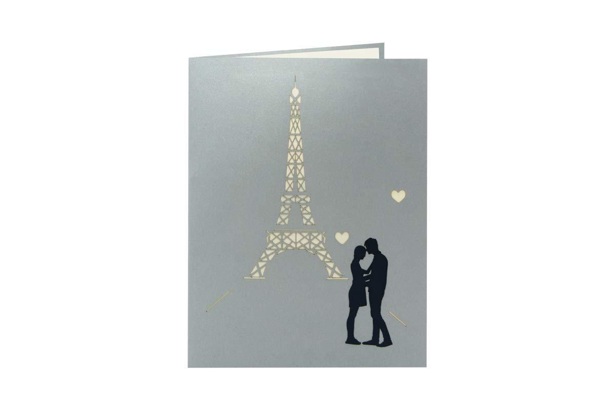 Loisirs Creatifs Carte Tour Eiffel 3d Pop Up Damour Anniversaire La Saint Valentin Vacances Paris France Couple A Paris 109 Cuisine Maison Britec Com Br