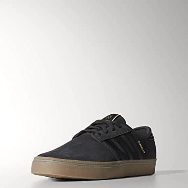 adidas Shoes - Seeley Adventure Grey Black Brown Gum 39 1 3  Amazon ... 038a6a238