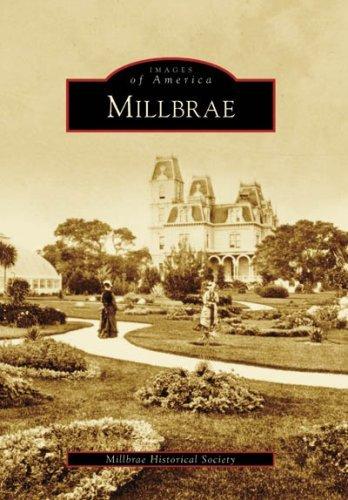 Millbrae (Images of America: California) by Millbrae Historical Society - Millbrae Mall