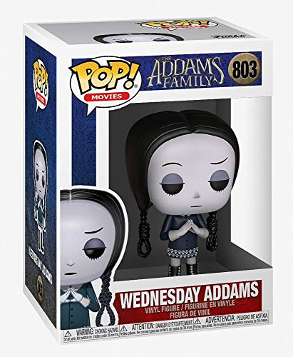 Funko Pop! Movies: Addams Family - Wednesday - http://coolthings.us