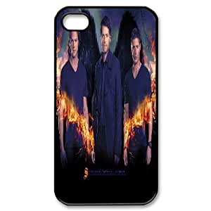 Xinta Custom Designer Personalized Cool Supernatural Dean TPU Cover Case for iphone 4 XITA2753043