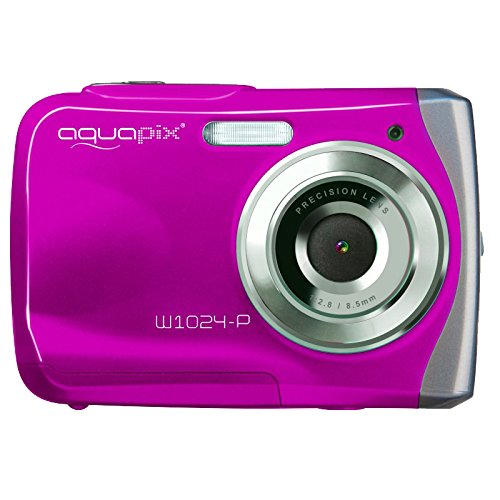 Aquapix Waterproof Camera - 1