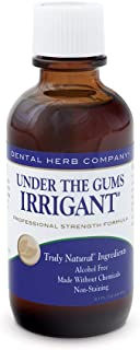 product image for Dental Herb Company Under the Gums Irrigant Concentrate (4 oz.) - 5 Pack