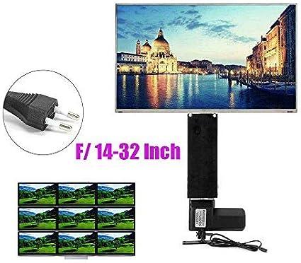 HaroldDol - Soporte Elevador eléctrico para televisión (700 mm ...