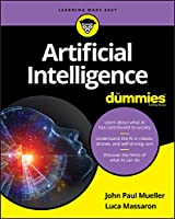 Artificial Intelligence For Dummies Front Cover