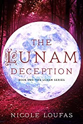 The Lunam Deception: Book 2, The Lunam Series