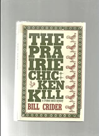 book cover of The Prairie Chicken Kill