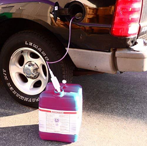 Mini Gas Siphone Pump Portable Gas Transfer Pump hand Pump Siphone (Mini Pump Gas)