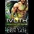 Ivoth (Scifi Alien Weredragon Romance) (Dragons of Preor Book 7)