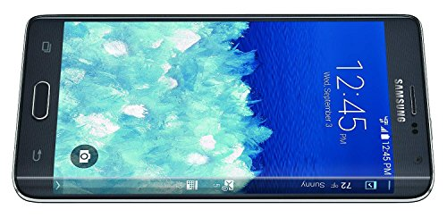 Samsung Galaxy Note Edge N915v 32GB Verizon and GSM 4G LTE 16MP Camera Smartphone w/ S Pen - Charcoal Black (Certified Refurbished)