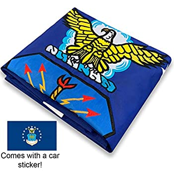 Transportation Us Air Force 5th Fifth Air Force Decal Sticker Fine Craftsmanship Military