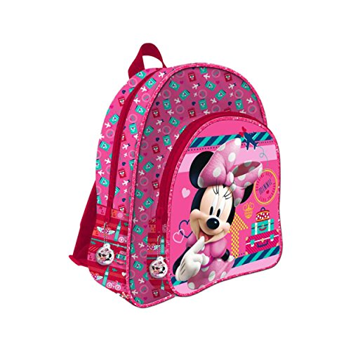 acd14e4ba 80%OFF Disney Minnie Mouse PK473 - Mochila Infantil, 35 cm, Multicolor