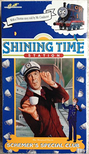Shining Time Station - Schemer's Special Club with a Thomas the Tank Engine Story Told by Mr. Conductor (Classic Volume 8)