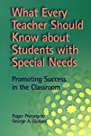 This easy-to-use manual is an essential resource for classroom teachers and an extremely useful reference for special educators, school psychologists, resource teachers, and administrators. It provides over 500 classroom-tested, teacher-frien...